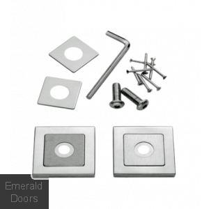 Square Rose pack Fittings