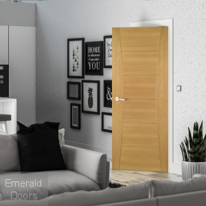 Pamplona Internal Door Fully Finished