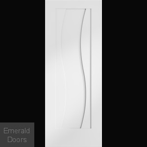 Internal White Pre-Finished Florence Fire Door