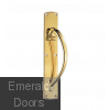 Curved Large Pull Handle
