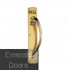 Engraved Large Pull Handle