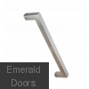 Square Mitred Pull Handle