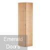 Contemporary Oak 6006 Bifold Door Fully Finished
