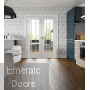 Worcester White French Doors