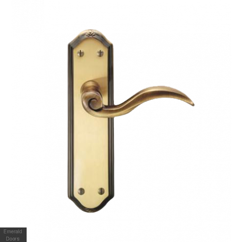 Wentworth Lever On Short Backplate