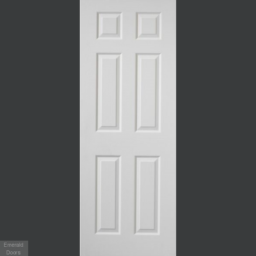 Moulded Flush Colonist Smooth Fire Door