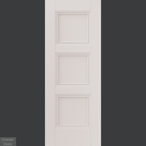 Catton 3 Panel Internal Door with Decorative Mouldings